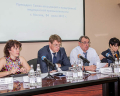 Joint meeting of the RSPP (Russian Union of Industialists and Entrepreneurs) and the Committee of Entrepreneurship